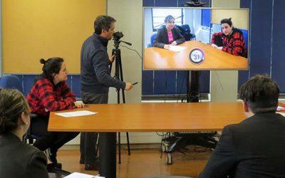 Defensores penales públicos reciben capacitación para mejorar las entrevistas con sus representados