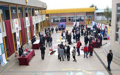 Día de la educación Técnico Profesional se celebró en el liceo Santa Cruz de Triana