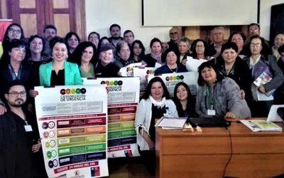 Encuentro ciudadano de salud de la microárea de Colchagua