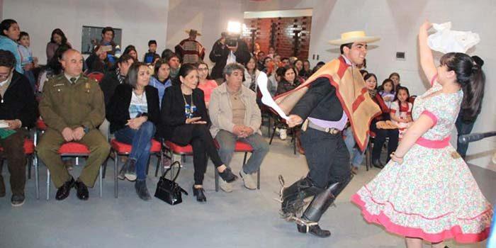 Entregan moderna sede comunitaria a vecinos de villa Nelson Cabrera de Palmilla