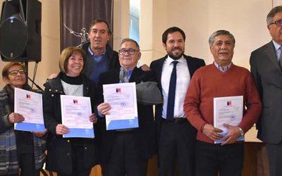 Familias de Rancagua ayudarán a descontaminar gracias a subsidios del Minvu