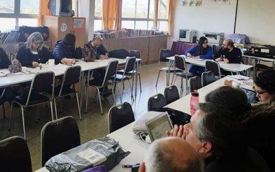 Hospital de Marchigüe promociona la salud en escolares