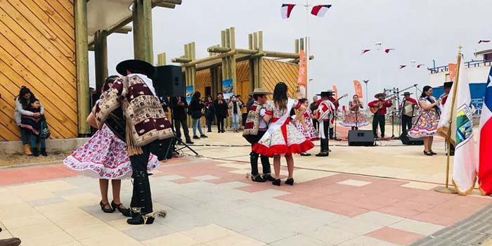 Inaugurado borde costero de Pichilemu, etapa 1