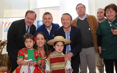 Intendente inaugura nuevo jardín infantil Junji que atenderá a cerca de 100 párvulos