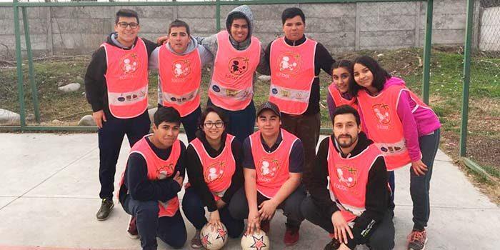 Jóvenes líderes de OHiggins se la juegan por la infancia de sus barrios
