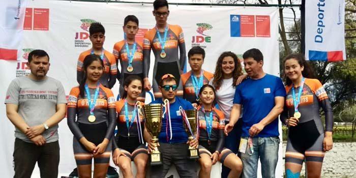 Juegos deportivos escolares: caen las cuatro primeras medallas de oro