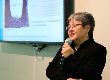 Laura Gallardo.