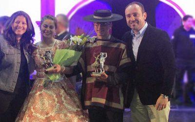 Liceo Francisco Tello gana regional de cueca adultos