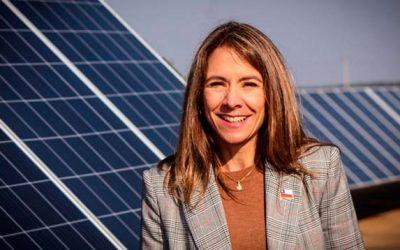 ministra de energia
