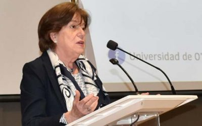 Ministra de la Corte Suprema encabeza VIII jornada de derecho penal en Rancagua