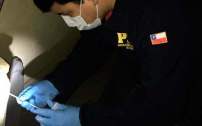 PDI aclara robo que afectó a suboficial de ejército en Rancagua