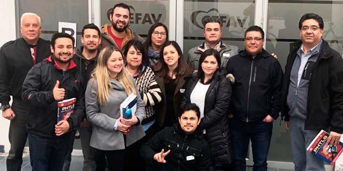 Profesionales de Red Asistencial de OHiggins apoyan a emergencia en Quintero