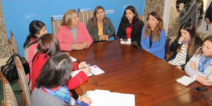 Relanzan mesa regional intersectorial del sistema Elige vivir sano
