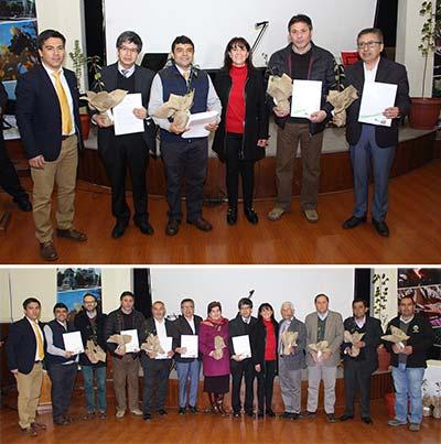 Conaf y las comunas de Cachapoal firman por los árboles