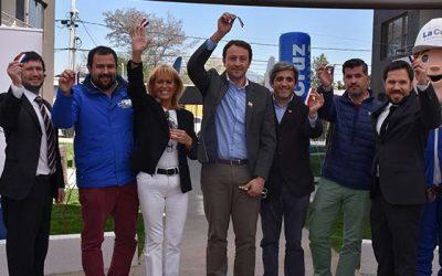 San Fernando vive la integración social gracias al Minvu con nuevo Condominio Doña Laura
