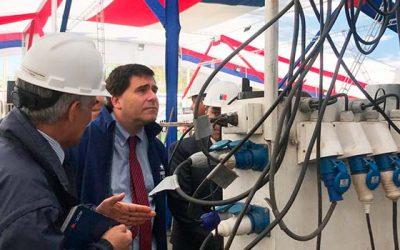 Subsecretario de Energía participa en fiscalización de instalaciones en fondas de la Región