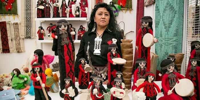 VII Feria Mujeres Emprendedoras Indígenas