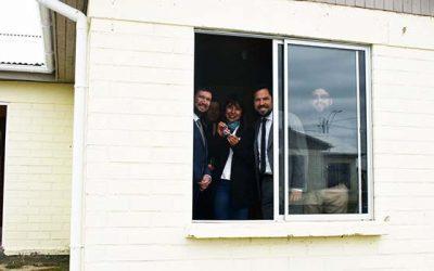 37 familias de Marchigüe cuentan con sus anheladas viviendas nuevas