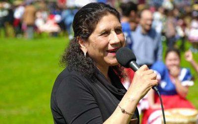 """Alcaldesa de palmilla invita a participar en 5ta edición del proyecto """"Deshojando cultura en Agua Santa"""""""