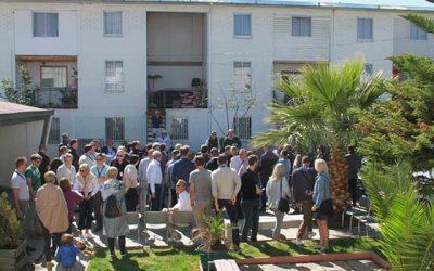 Arquitectos europeos visitaron el Condominio Punta del Sol I