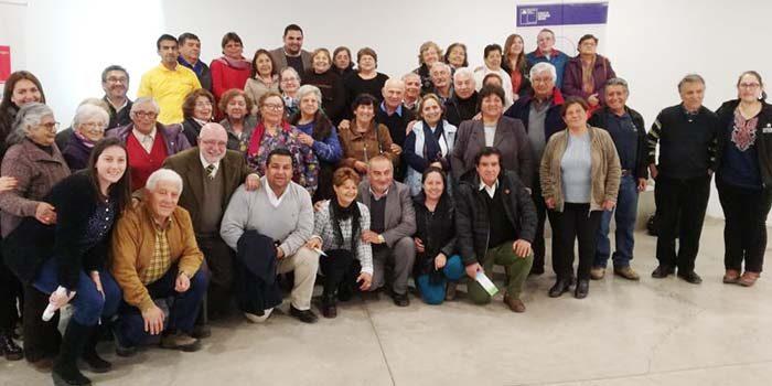 Bienes Nacionales instruye sobre la importancia de la prevención de la irregularidad a adultos mayores de la región