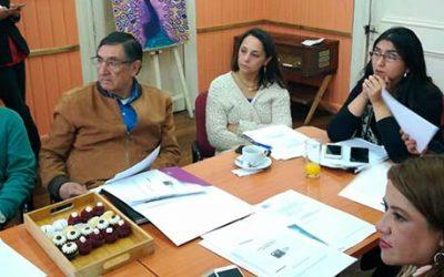 Comisión Mujer, Familia del Core visita comuna de San Fernando para analizar proyectos en beneficio de la mujer en la región
