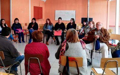 Comunidad debatió temáticas relacionadas al Hospital de Litueche