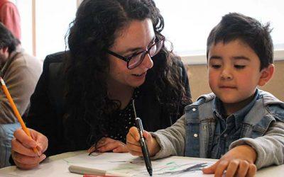 Con concurso de dibujo y pintura incentivan a pequeños del Hospital Regional