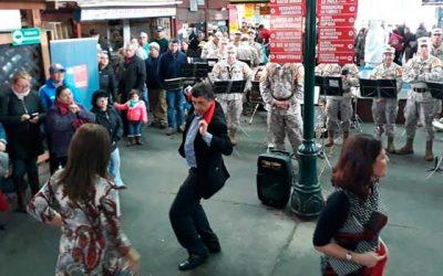 Cueca urbana, danzas barrocas y la banda del Ejército de Colchagua llenan de música el fin de semana en O'Higgins