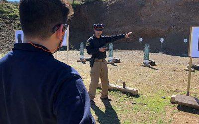 Detectives de O'Higgins y el Maule son reentrenados en Rancagua contra el microtráfico