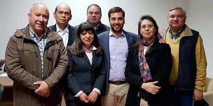 Diputado Raúl Soto anuncia acciones judiciales para defender derechos de funcionarios públicos en la región