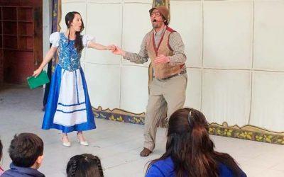 El teatro llega a las localidades más apartadas de la Región