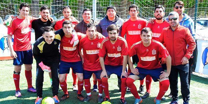 Equipo Icil Icafal de Rancagua pasa a la gran final de Copa Polpaico