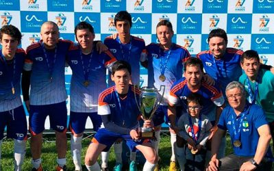 Equipos de la Sexta región se jugaron el cupo para la final regional del Campeonato 7x7