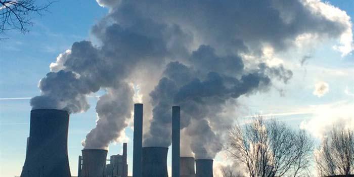 Es suficiente el impuesto actual a las emisiones de CO2