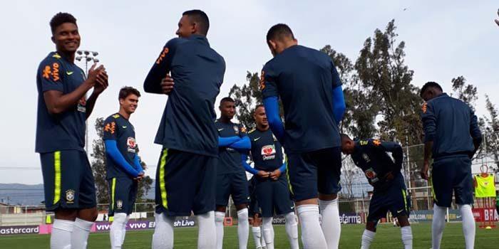 """""""Estrella"""" del Real Madrid ya está en Rancagua para enfrentar a Chile sub 20"""