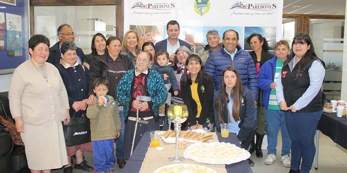 Familias de la comuna de Paredones le sonríen a la vida gracias al programa Autoconsumo