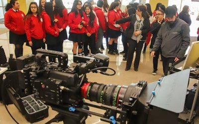 Feria Tecnológica IEA en la Universidad de O'Higgins expone lo mejor de la tecnología audiovisual en Chile