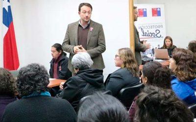 Gobernación de Colchagua desarrolla mesa provincial para el adulto mayor
