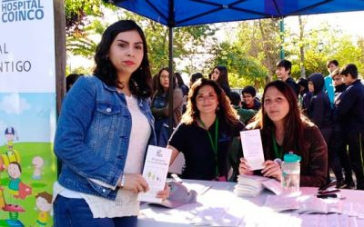 Hospital Coinco participa de Corrida Escolar Preventiva 2018
