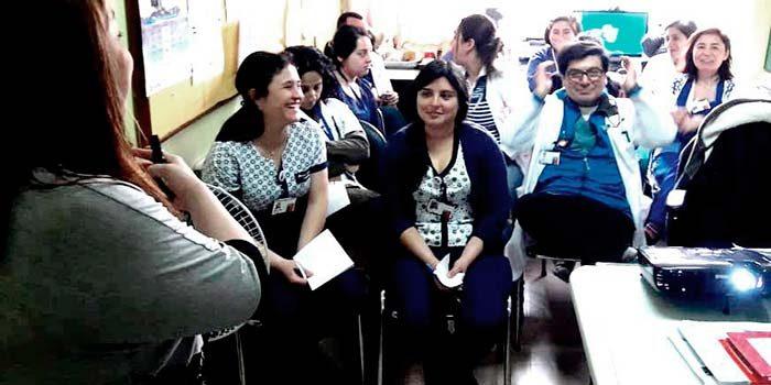Hospital San Fernando implementa plan para mejorar satisfacción usuaria