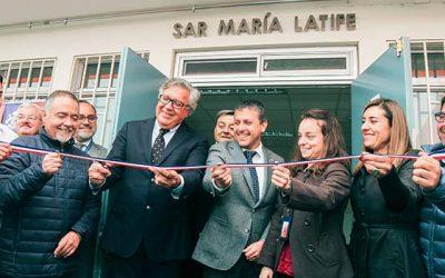 Inauguran nuevo SAR María Latife en Rancagua