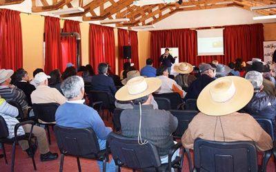 INIA Rayentué ejecuta proyecto FIA de restauración para una de las comunas más afectada por incendios forestales