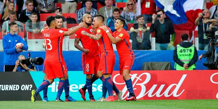 la roja chile seleccion chilena