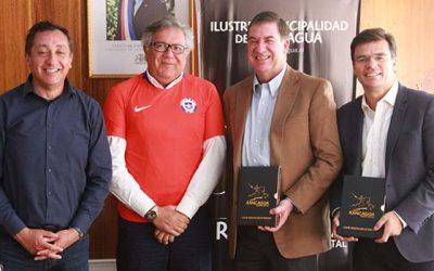 La selección adulta jugará ante Costa Rica