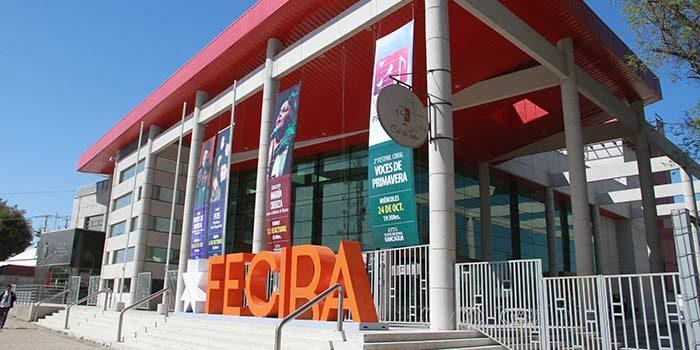 Lanzamiento del programa del Festival de Cine de Rancagua