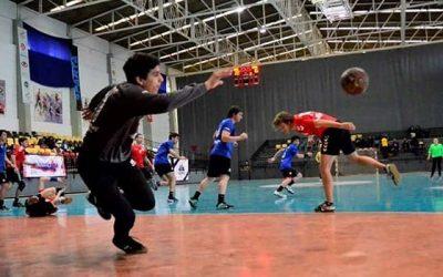 Machalí apuesta por la corona en el balonmano en los juegos binacionales