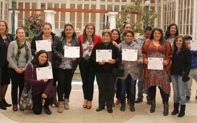 Más de 20 familias de Cachapoal reciben herramientas para mejorar calidad de vida