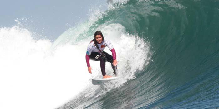 Mundial de surf femenino en Pichilemu será 100% carbono neutral