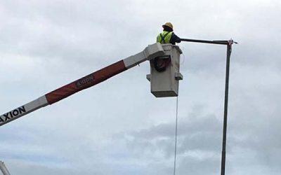 Municipio de Olivar anuncia mejoras en veredas y luminarias